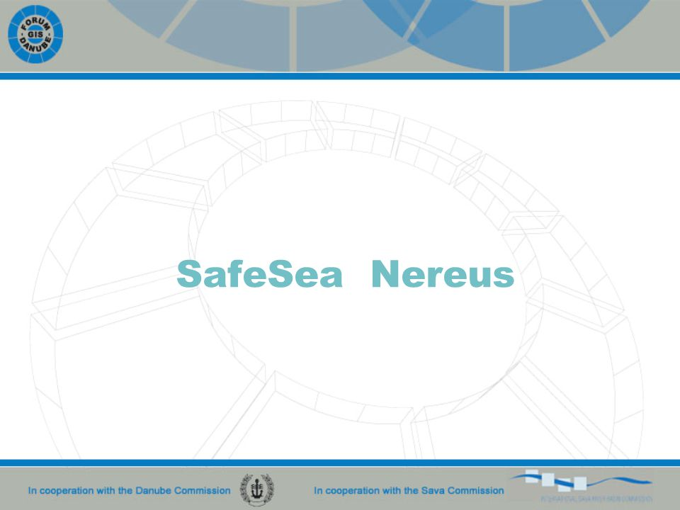 SafeSea System architecture AIS targets Radar targets Radar image Audio and video The system aggregates information from
