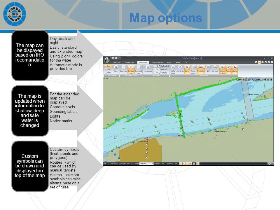 SafeSea 2010 AtoN plug-in interface