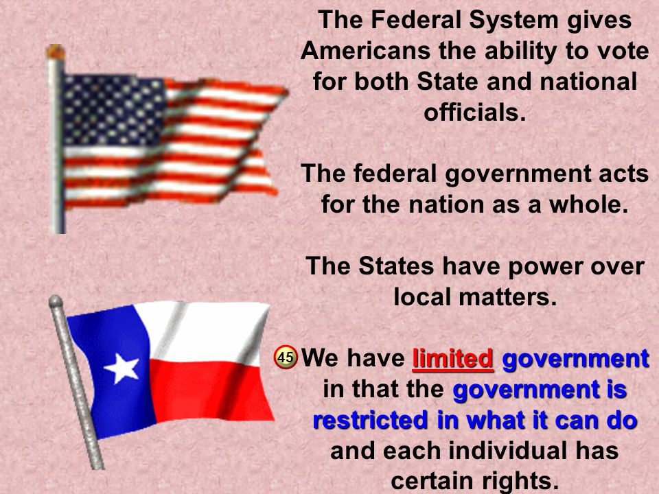 Powers of the government changed under the Constitution Articles of Confederation Under the Articles of Confederation, the states had greater power th