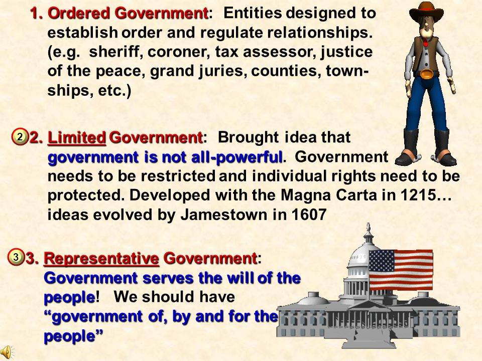 (Legislative Branch) Passes laws Can override President s veto Raises and supports the military Can declare war Approves treaties and presidential appointments Creates lower federal courts Prints and coins money Regulates foreign and interstate trade Appropriates (set aside for a specific purpose) money Can impeach and remove President and other high officials (Executive Branch) Enforces Laws Many veto a bill Proposes laws Appoints Federal judges Negotiated foreign treaties Serves as Commander in Chief of the US Military Can grant pardons to those who have been convicted of federal crimes (Judicial Branch) Interprets Laws Can declare laws unconstitutional (both federal and State) Can declare executive actions unconstitutional (both federal and State) Each of these Checks is a check on which branch.