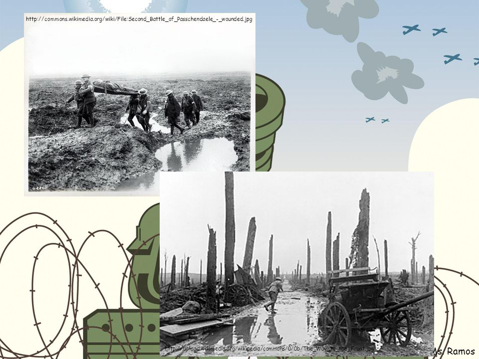 Battle of Ypres, 1914,1915,1917 1914: BEF stops G.