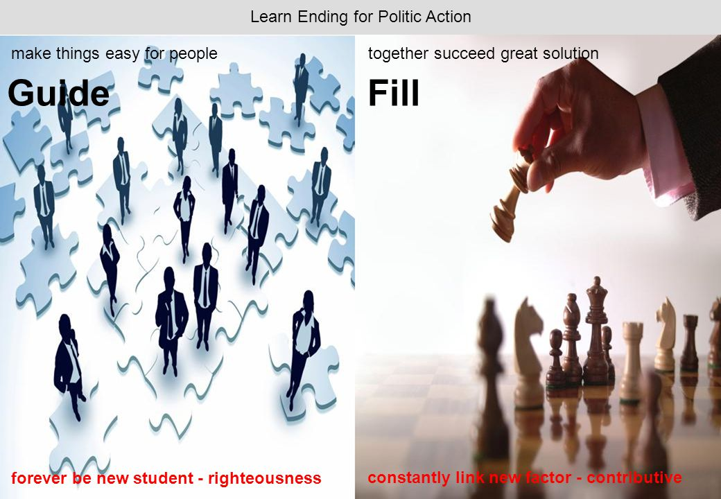 Learn Ending for Politic Action make things easy for peopletogether succeed great solution GuideFill forever be new student - righteousness constantly link new factor - contributive