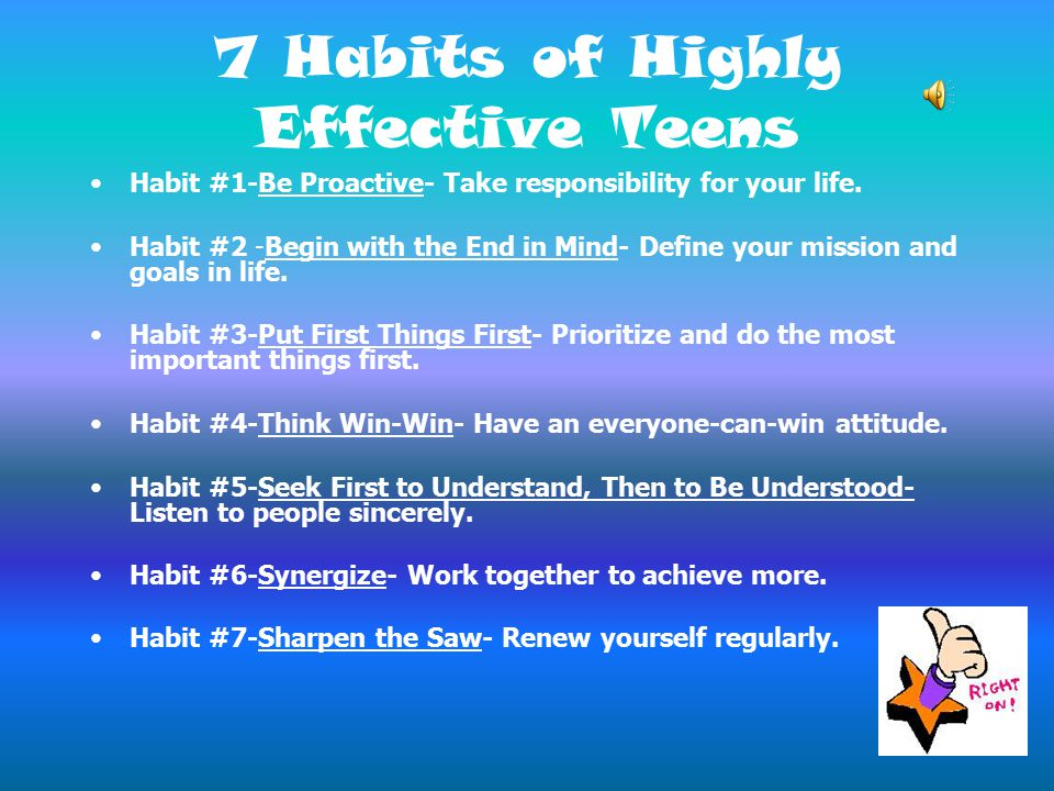 11 Our habits will either make us or break us.We become what we repeatedly do.