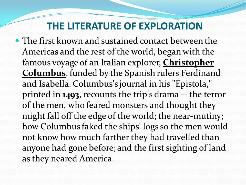  Initial English attempts at colonization were disasters.