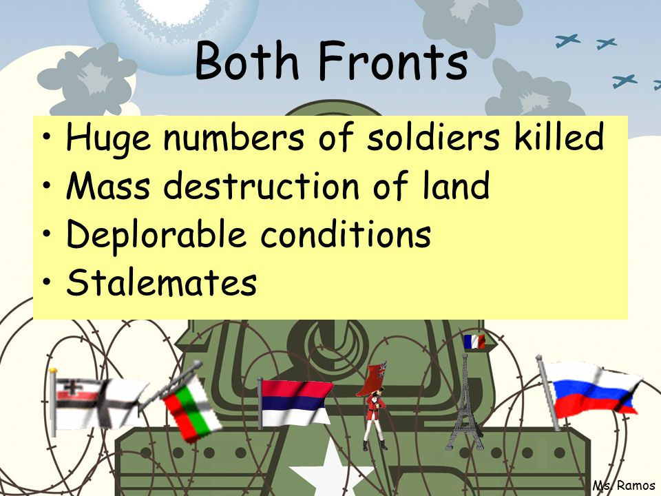 Battle of Marne, 1914 & 1918 Germany moves thru Belgium French troops move to halt advance –British Expeditionary Forces (BEF) join G.