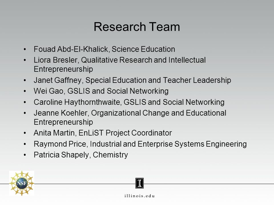 Entrepreneurial Teacher Leaders: Challenges For Teachers Teachers: often work alone with small networks; have limited non-classroom experience and responsibilities; have little exposure to leadership development and competency building; face economic, political, and regulatory constraints; lack of organizational encouragement for innovation; encounter systemic forces that limit innovation (real and perceived).