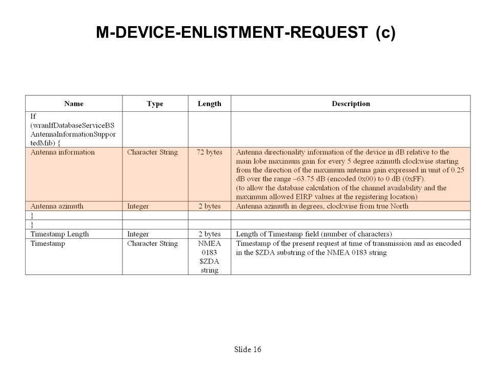 Slide 16 M-DEVICE-ENLISTMENT-REQUEST (c)