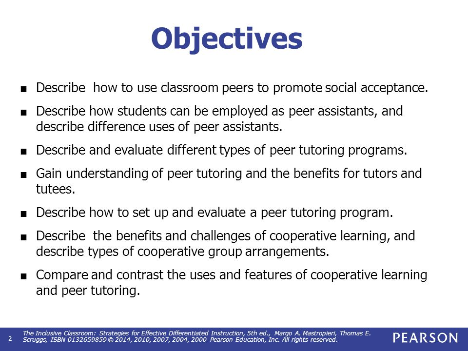The Inclusive Classroom: Strategies for Effective Differentiated Instruction, 5th ed., Margo A.