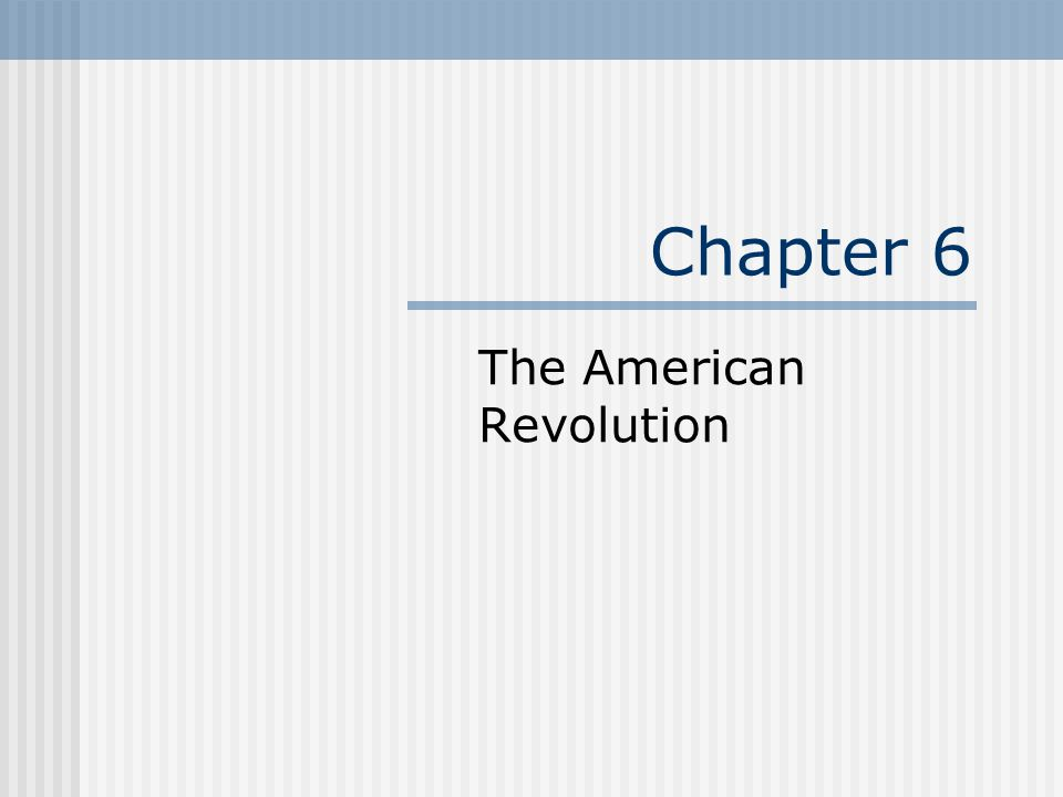Warm up 12/18 Discuss the advantages and disadvantages of the Patriots before the American Revolution.