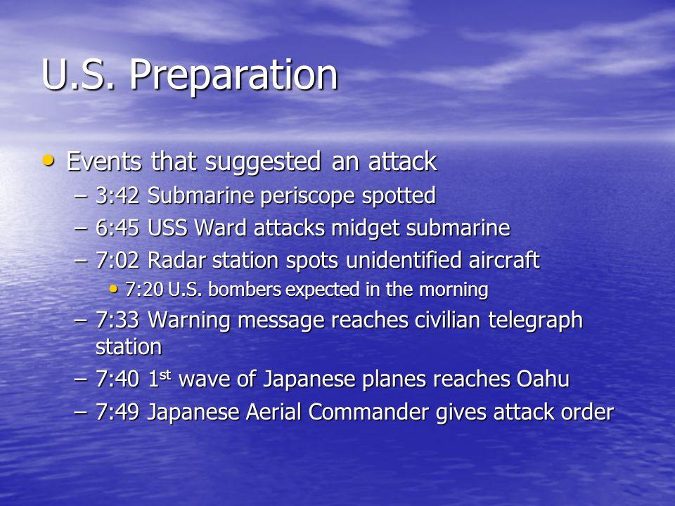 U.S.Preparations Japanese diplomats continued peace talks with U.S.