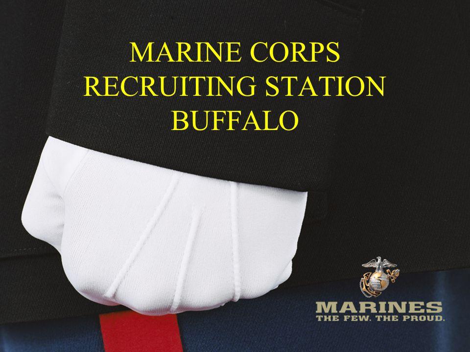 1 Recruiting Station Buffalo 06 |11 | 17 WNYSCC MARINE CORPS RECRUITING STATION BUFFALO