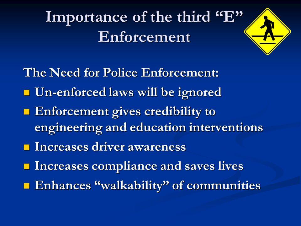 MD Pedestrian Safety Enforcement Initiative Publicity about enforcement Publicity about enforcement