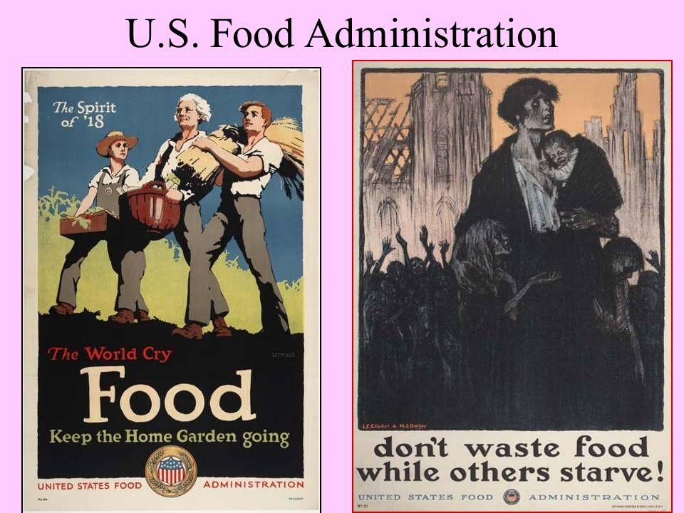 U.S. Food Administration