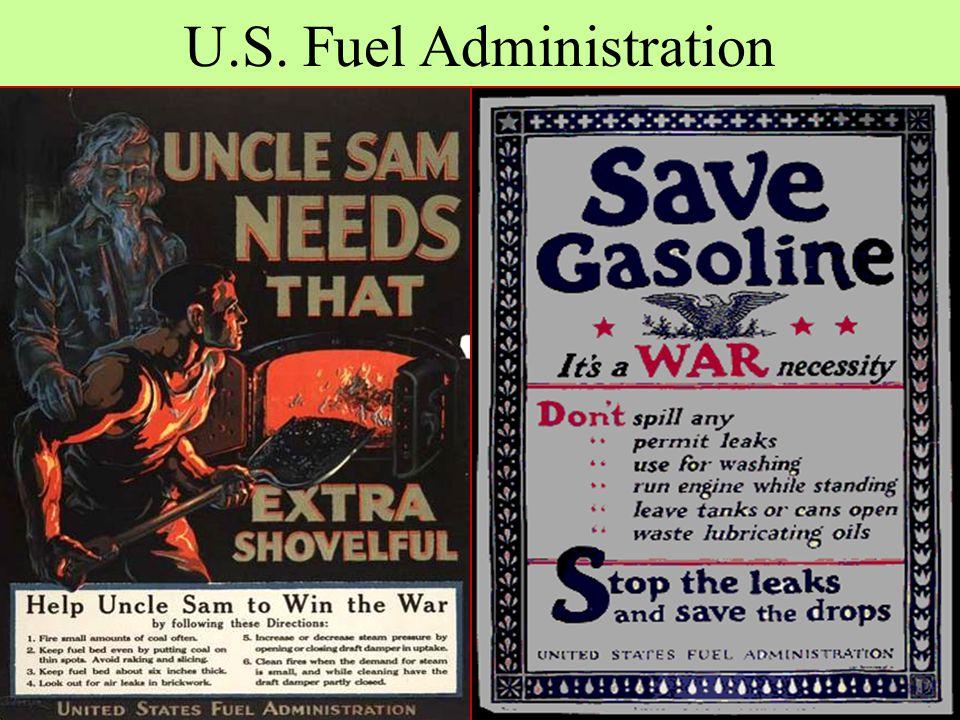 U.S. Fuel Administration