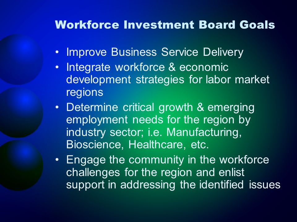 The Future of ABE and Workforce Development ABE Direction and Employability What is the focus of your ABE Program.