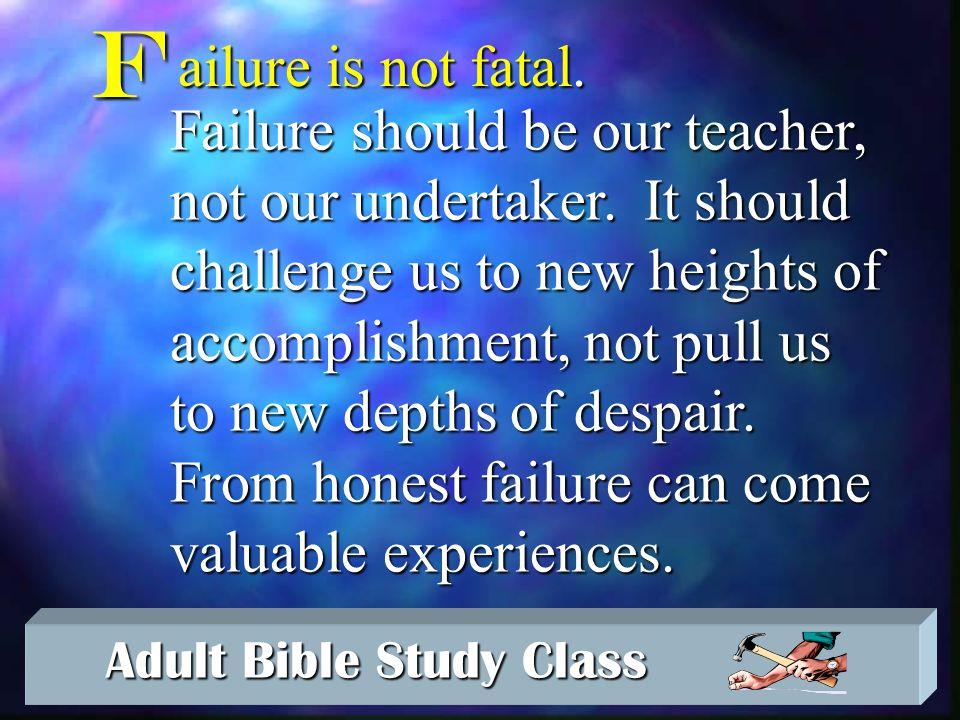 Adult Bible Study Class Adult Bible Study Class Principles of Mentoring n Authority n Stewardship – Responsibility – Accountability n Rewards