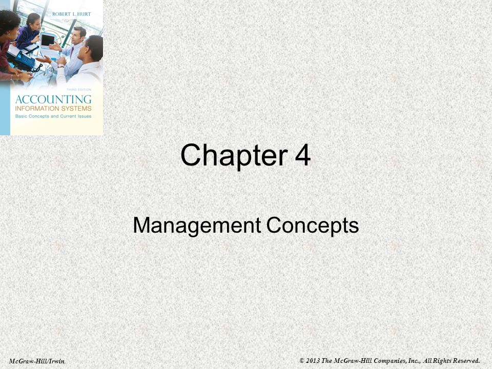 4-2 Outline Expected outcomes Importance in AIS Enterprise Risk Management framework Business process management Expectancy theory