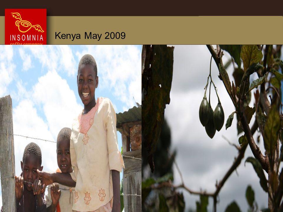 Kenya May 2009