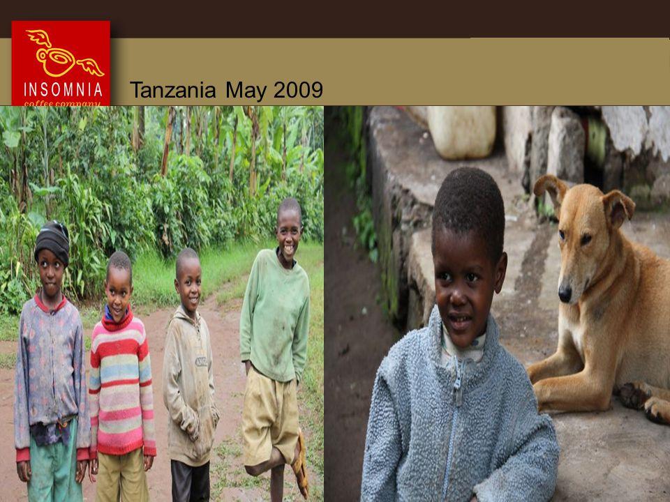 Tanzania May 2009