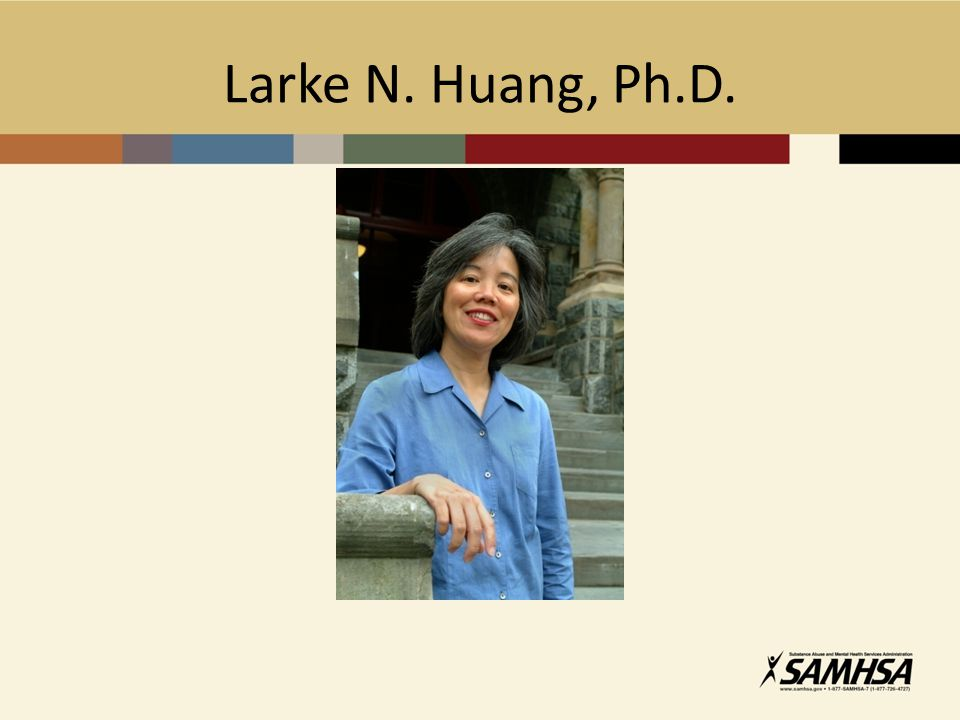 Larke N. Huang, Ph.D.
