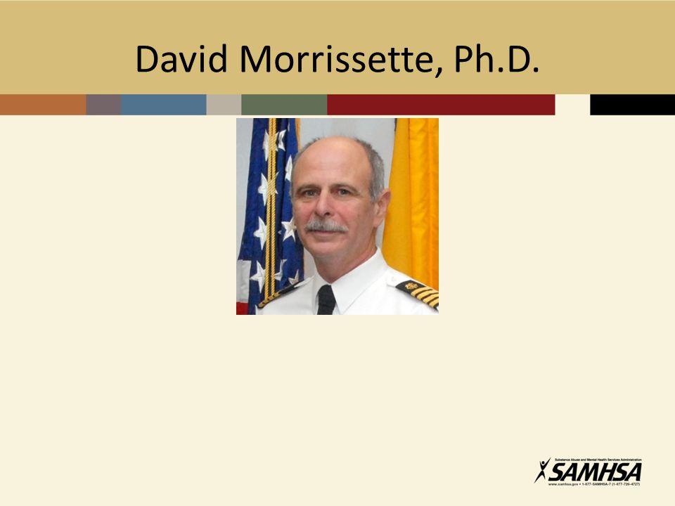 David Morrissette, Ph.D.