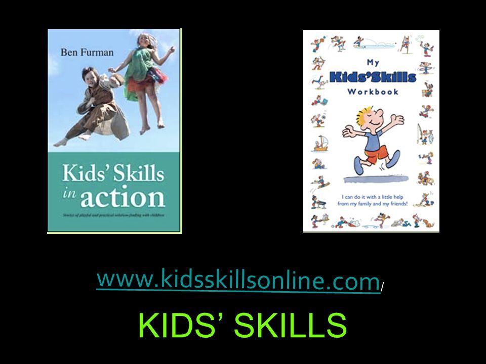 KIDS' SKILLS www.kidsskillsonline.com www.kidsskillsonline.com /
