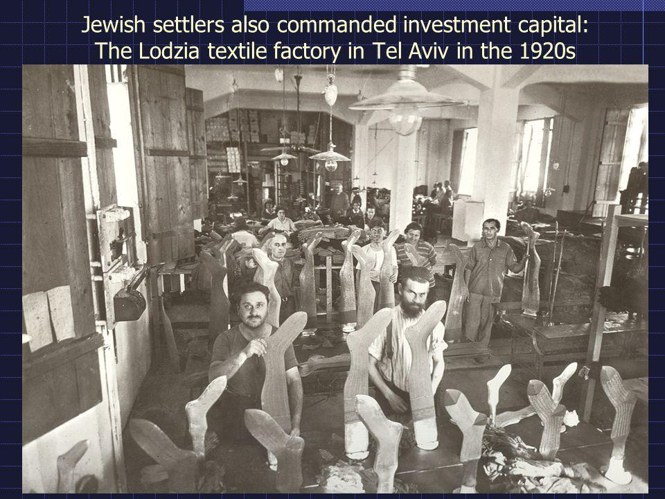 Palestinian Arab officers, led by Abd el-Kader el-Husseini