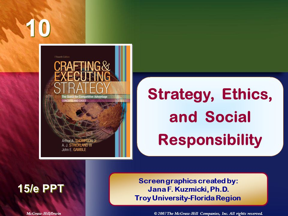 social ethics essay