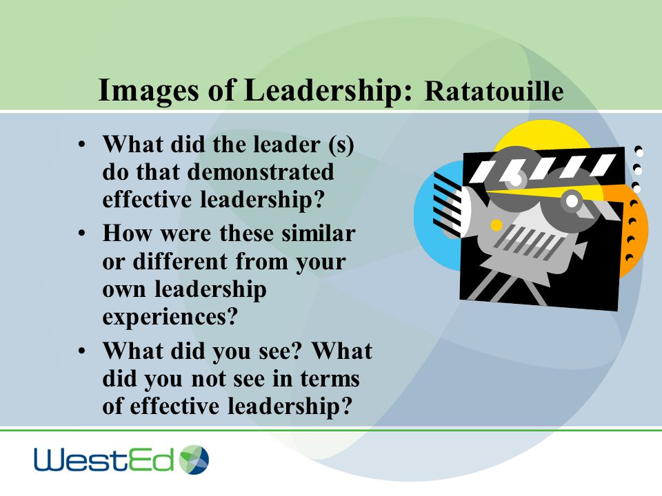 What did the leader (s) do that demonstrated effective leadership.