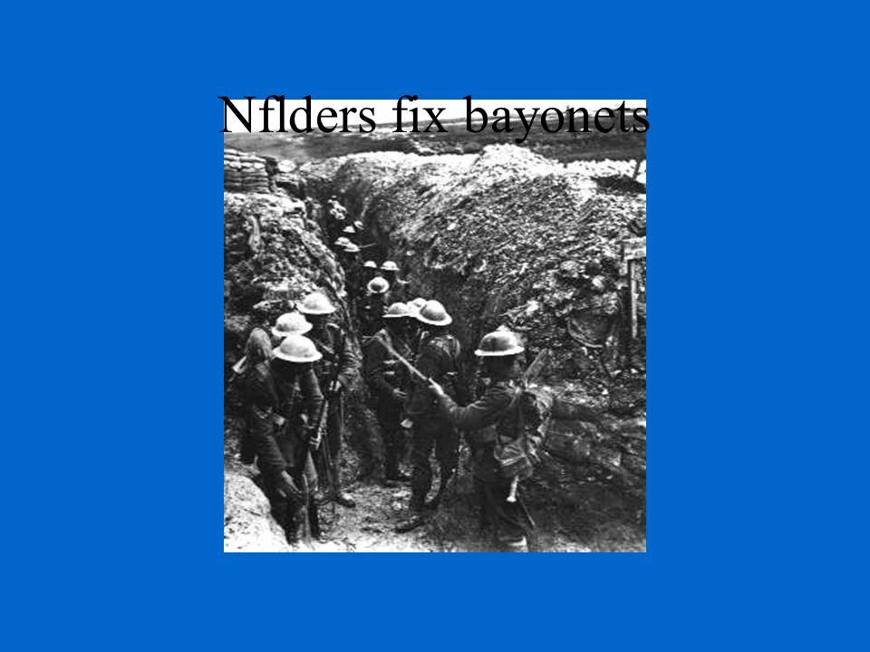 Nflders fix bayonets