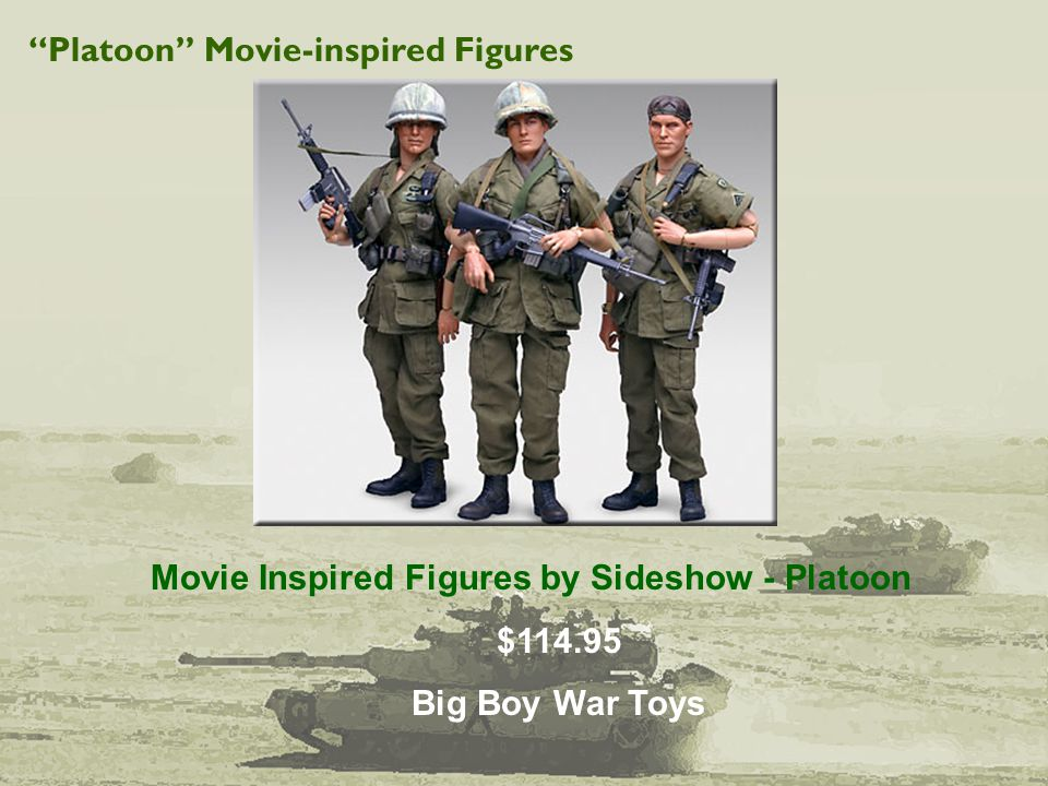 war toys teach children that: war is a game, an exciting adventure killing is acceptable, even fun.