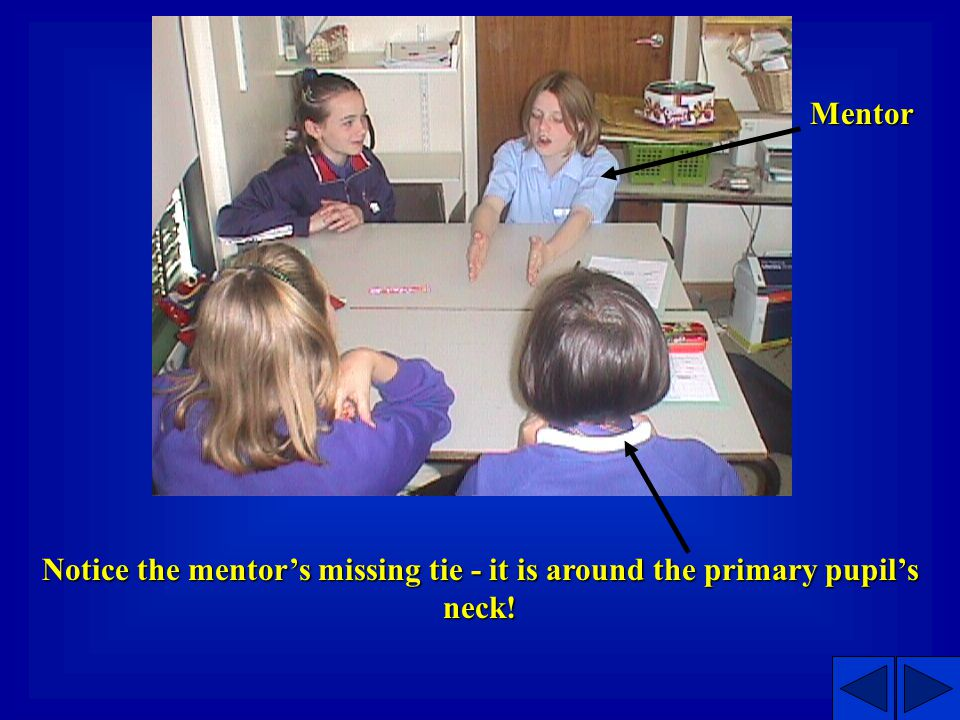 This was their second meeting - they were straight into discussions without any hesitation and absolutely no teacher prompting.