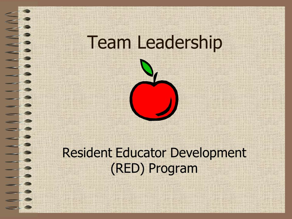 The Perfectionistic Resitern I can do it best Attempts too much Can't delegate tasks Fear of failure Constructive Feedback Convey the importance of delegation Emphasize role of team leader, educator