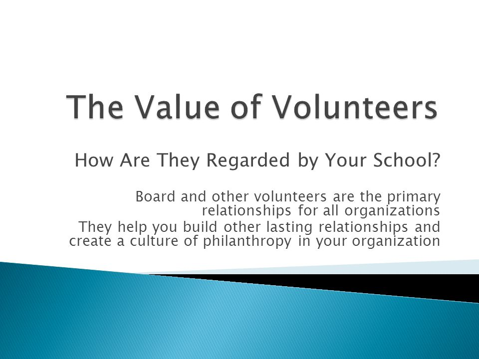  We have now bridged from an overview of fundraising, to mission/vision/values and case, to the role of the board.