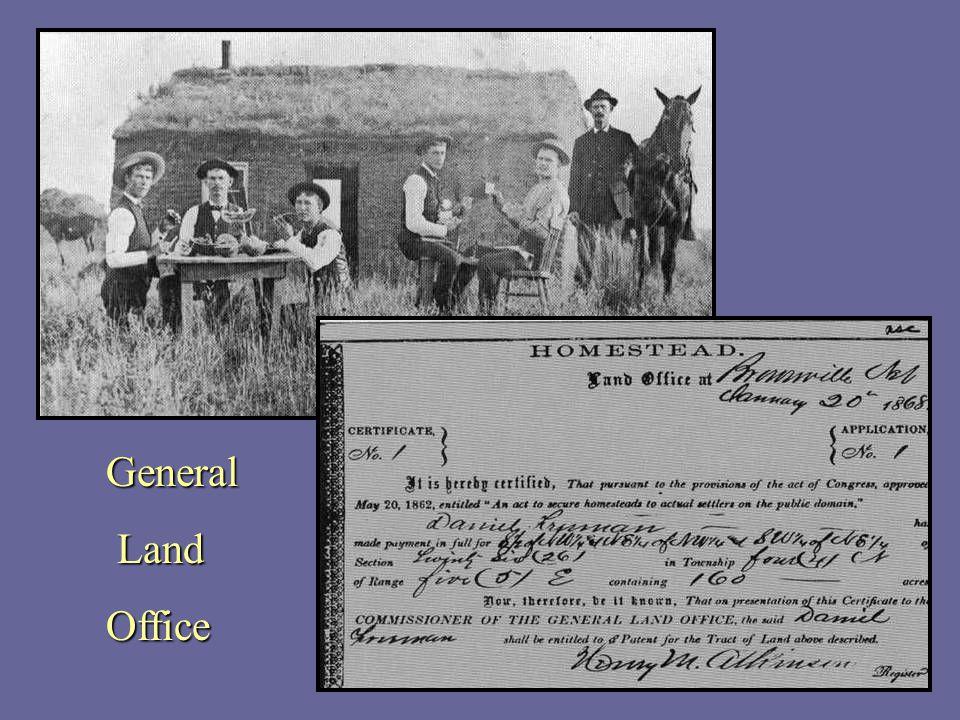General Land LandOffice