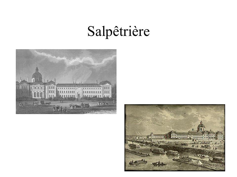 Salpêtrière