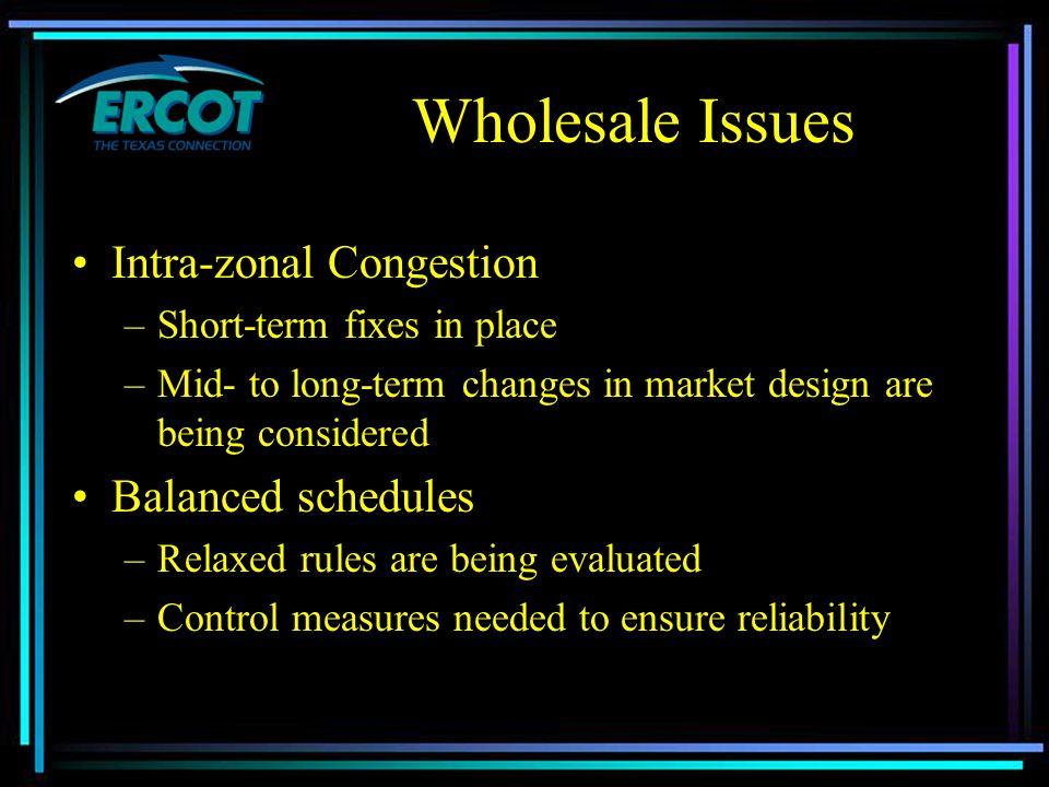 Retail Focus Correct deficiencies Accelerate change Measure performance