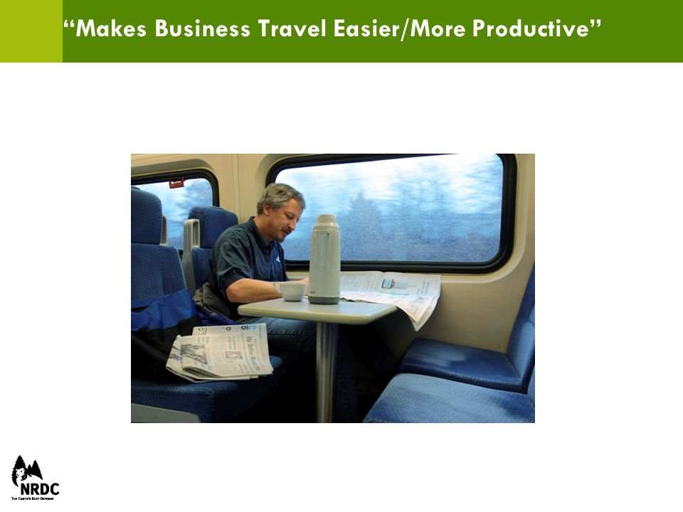 Makes Business Travel Easier/More Productive