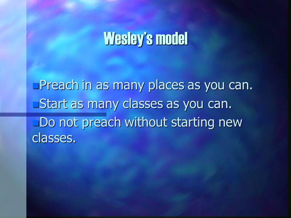 "Wesley's Multiplying ""Classes"""