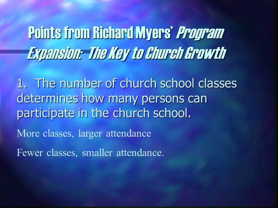 Sunday School Multiplication