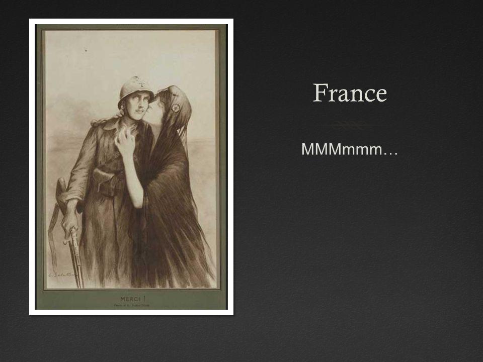 France MMMmmm…