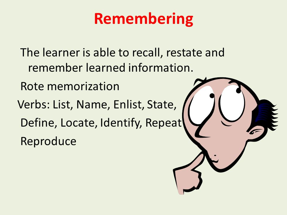 Creating Evaluating Analysing Applying Understanding Remembering BLOOM ' S REVISED TAXONOMY Creating Generating new ideas, products, or ways of viewing things Designing, constructing, planning, producing, inventing.