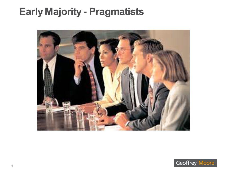 Early Majority - Pragmatists 6