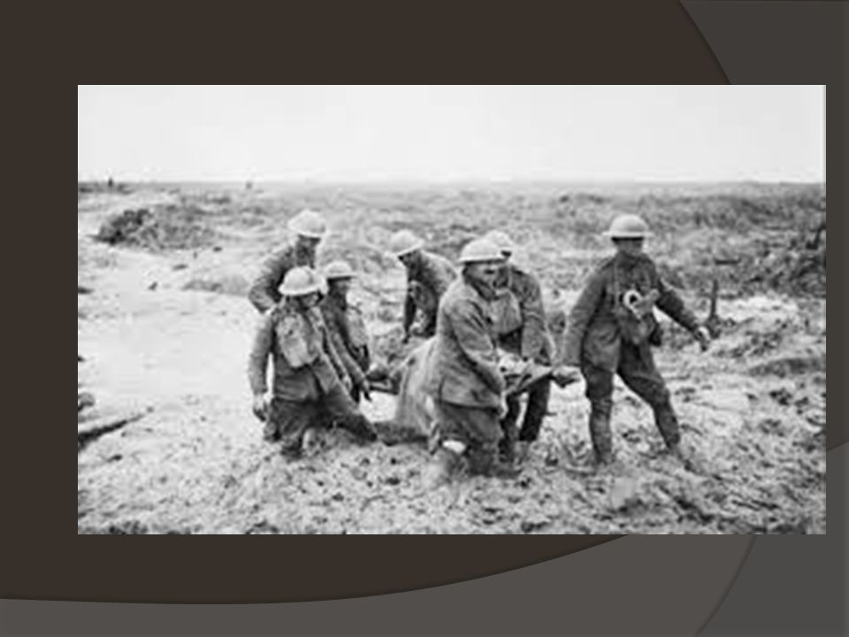 The Battle of Vimy Ridge  Early in 1917 the Allies again decided to try to push through the Western Front with a major attack.