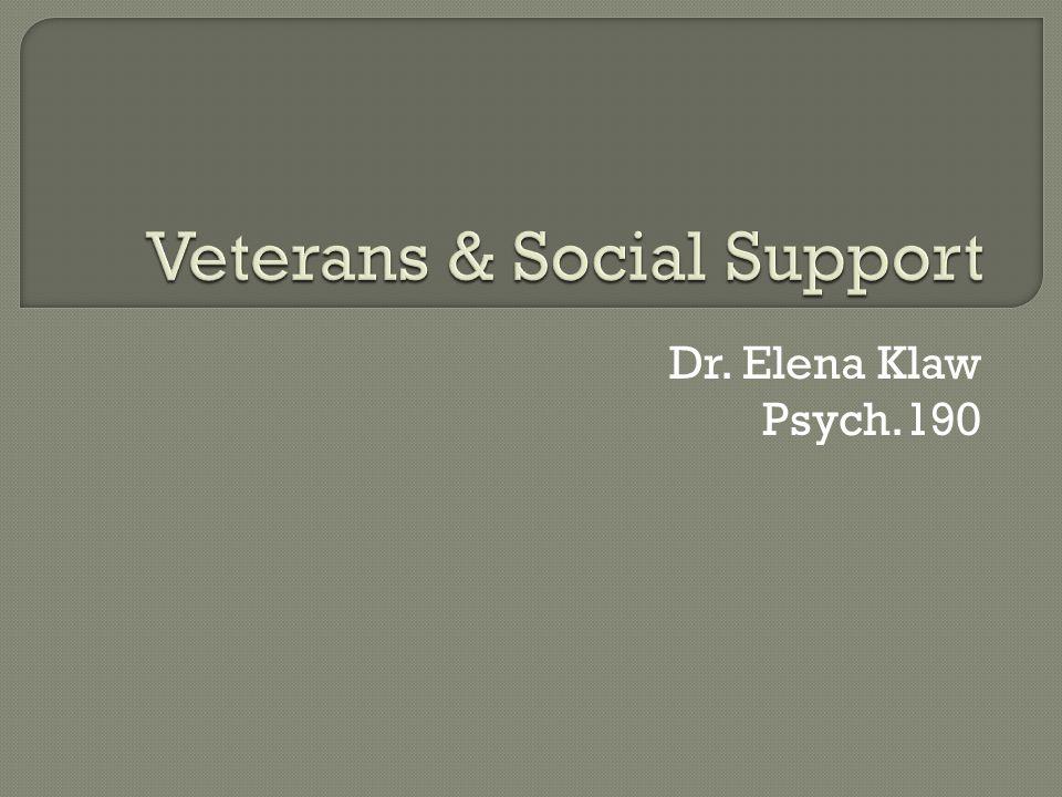 Dr. Elena Klaw Psych.190