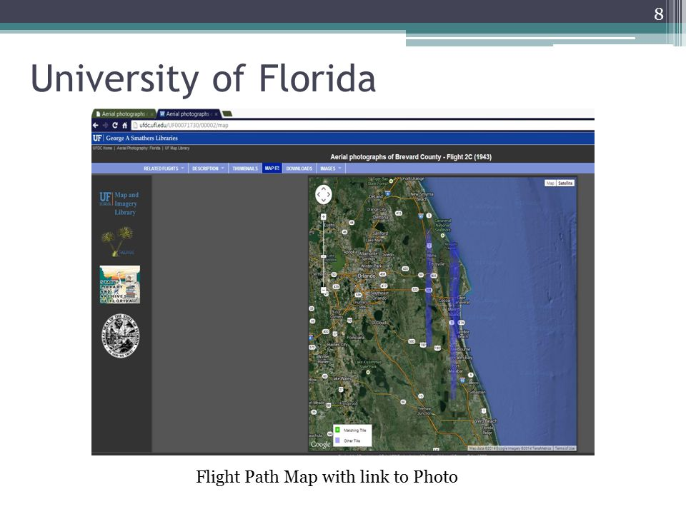 Florida Dept of Transportation Thankfully, FTP downloads with Township and Range numbers are available by request 9
