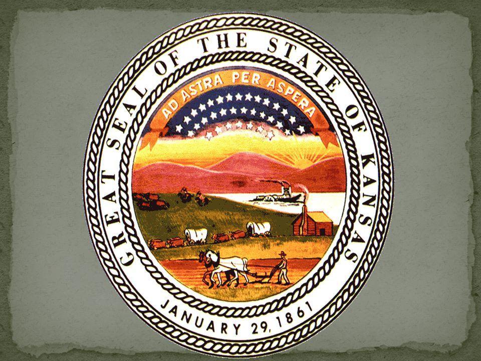 Sent to Washington, D.C.as one of Kansas' first U.S.