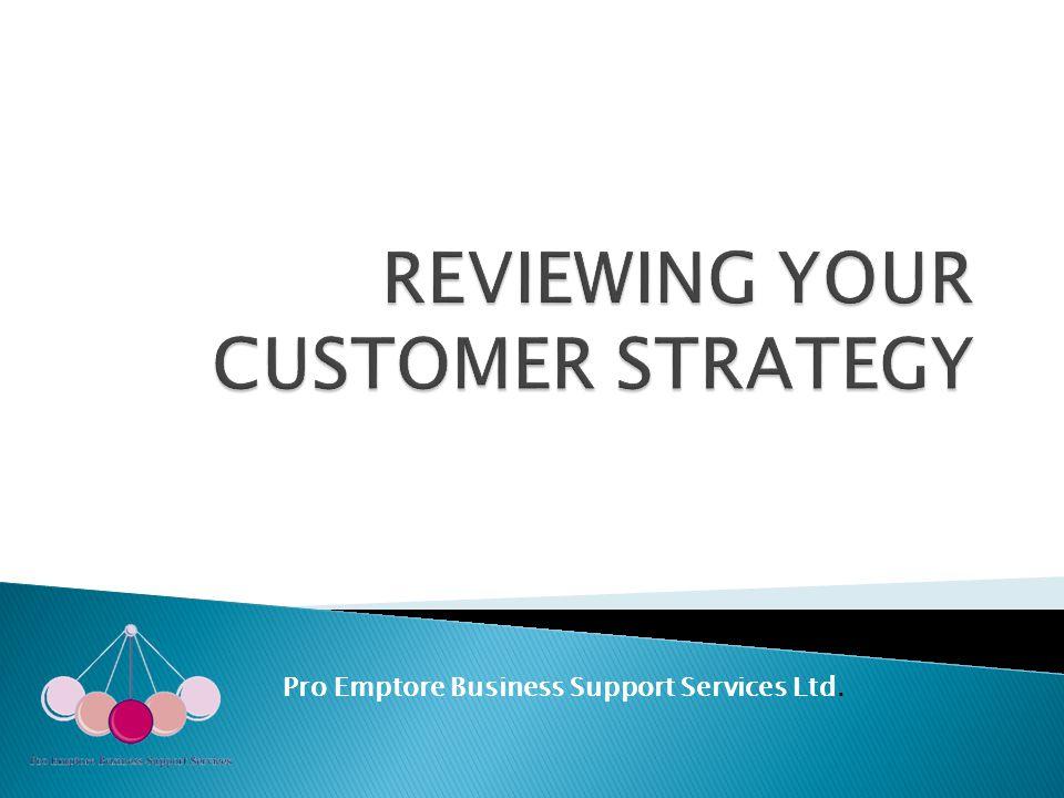 Pro Emptore Business Support Services Ltd.