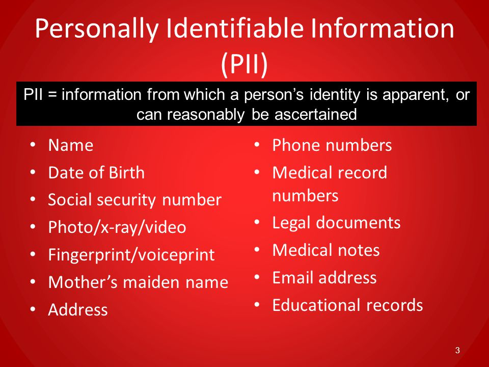 Notice Describes how medical information may be used and disclosed without consent, and how to obtain access to this information Is given to students on their first visit to the Health and Wellness Center Is sent to the parent or legal guardian of those students under the 18 Is placed in the student health record 34