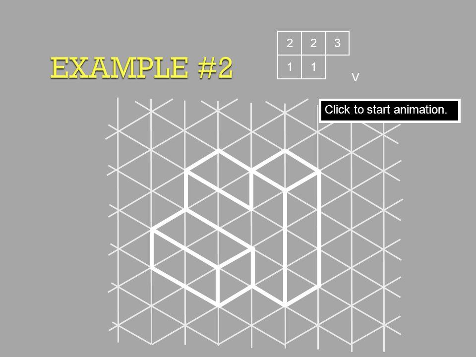 2 1 2 V 3 1 Click to start animation.